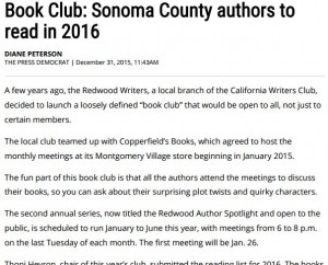 PD story re 2016 book club