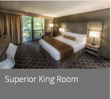 Flamingo Superior King Room
