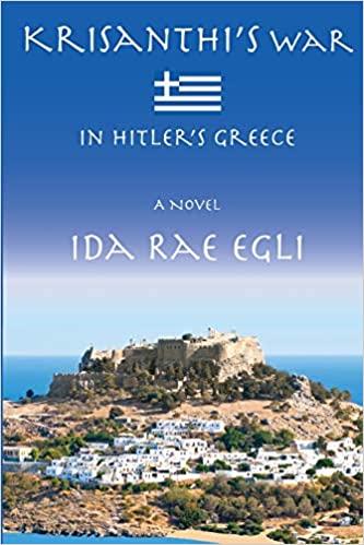 Ida Rae Egli_Book_Krisanthis War
