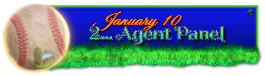 Redwood Writers Jan2016 Agent Panel