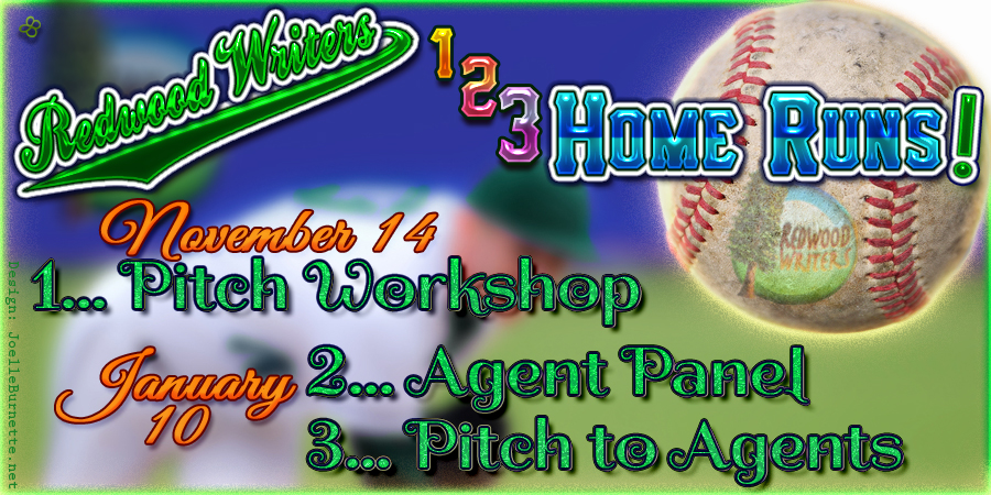 Redwood Writers Agent Panel and Pitch Jan2016