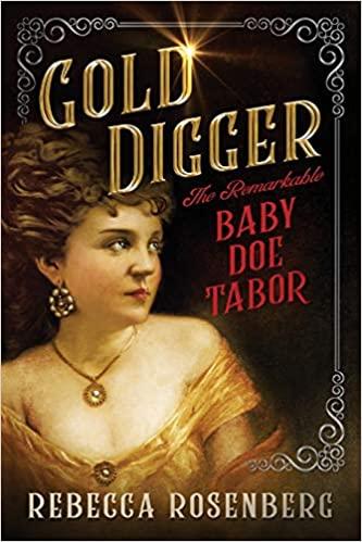 Rebecca Rosenberg_BOOK_Gold Digger