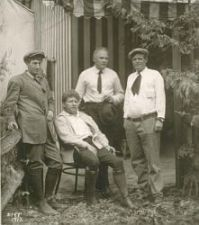 Jack London and Friends